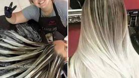 เทรนด์ใหม่! ทำสีผมแบบ Fluid Hair Painting สีสวยดูดี มีมิติยิ่งกว่าเคย