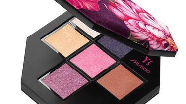 ใหม่ Shiseido Festive Camellia พาเลทหลากสีสันสำหรับแก้มและดวงตา