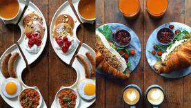 สุดยอด! หนุ่มน่ารักทำอาหารเช้าอัตราส่วนเท่ากันเป๊ะๆให้แฟนกินทุกเช้า
