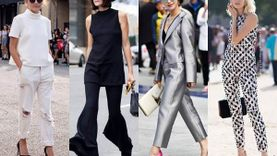 รวมไอเดียแต่งสีเดียวทั้งชุด แบบ Total Look สวยง่ายๆ แบบไม่ต้องแมทช์เยอะ!