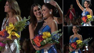 พลิกล็อค! นางงามฟิลิปปินส์คว้ามงกุฏมิสยูนิเวิร์ส Miss Universe 2015