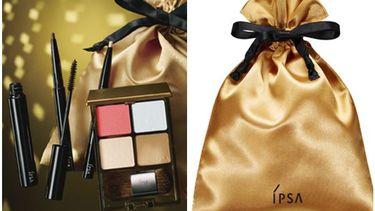 IPSA Illuminating Collection มอบประกายแสงและสีสันหรูหรา สู่ผิวเจิดจรัสดุจค่ำคืนแห่งคริสต์มาส