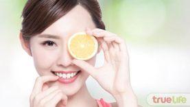 11 ประโยชน์ของมะนาว ที่ช่วยให้สาวๆ สวยขึ้น