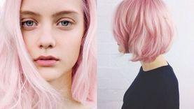 สีผมชมพูพาสเทล PASTEL PINK HAIR สวยปิ๊งแถมอินแบบสุดๆ!