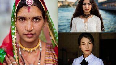 ความสวยมีอยู่ทุกมุมโลก! ผลงานภาพถ่ายเหล่าสาวงามจาก 45+ ประเทศทั่วโลก