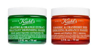 Kiehl's Nature-Powered Masque สองนวัตกรรมมาส์กเพื่อฟื้นบำรุงผิวให้เปล่งปลั่ง