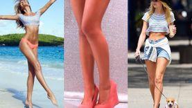 HOW TO ทำให้ ขาเรียว และ ขาเนียนสวย เหมือน Candice แห่ง วิคตอเรียซีเคร็ท