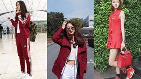 รวมไอเดีย แต่งชุดสีแดง รับ วันตรุษจีน ฉบับ 16 นักร้องสาววงเกิร์ลกรุ๊ปไทย!