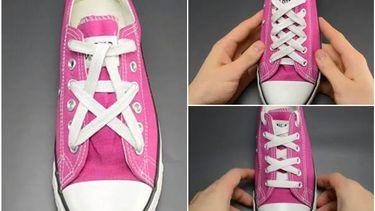6 ไอเดียผูกเชือกรองเท้า ให้สวยเข้าชุด จะลุคไหนๆ ก็เท่ได้!