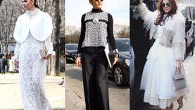 อย่างแม่ชมต้อง #frontrowonly 4 ลุคปัง ชมพู่ อารยา ณ Paris Fashion Week AW16