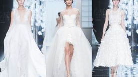 5 เทรนด์ชุดแต่งงาน มาแรง ในปี 2016 สวยหรู ดูผู้ดี!
