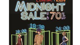 ช้อปให้หมดพลังตั้งแต่เช้ายันดึกกับ Central|ZEN Midnight Sale 2016 ที่เซ็นทรัลทุกสาขาและเซน!