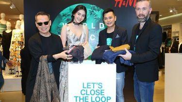 H&M ช่วยโลก เปิดกล่องรับเสื้อผ้าเหลือใช้ไปรีไซเคิล!