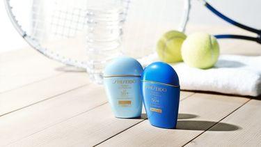 Shiseido Perfect UV Protector S ใหม่ ยิ่งเจอน้ำ ยิ่งเพิ่มเกราะปกป้อง!
