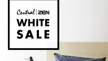 Central White Sale ช้อปสินค้าตกแต่งบ้าน ที่ห้างเซ็นทรัลและเซน ลดสูงสุด 30 %