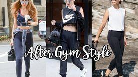 After Gym Style! ไอเดียแต่งสวยหลังไปฟิตเนส เที่ยวต่อได้แบบชิคๆ