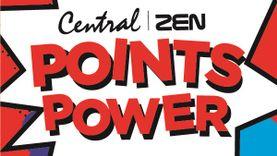 เพิ่มอำนาจพอยต์ เพิ่มพลังช้อป ที่ห้างเซ็นทรัล/เซน ลดสูงสุด 30 %