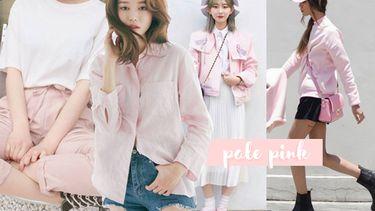 PALE PINK OUTFITS! ชวนแต่งตัว สีชมพูพาสเทลหม่น หวานปนหรู ดูดีแบบหวานน้อย!