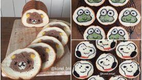 น่ารักน่ากิน! รวมไอเดียขนมปัง Konel Bread สุดคาวาอี้ ฝีมือสาวญี่ปุ่น