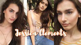 สาวมีกระมาแรง! Jessica Clements บิวตี้บล็อกเกอร์หน้าหวาน หุ่นเป๊ะ ยิ่งมองยิ่งละลาย!