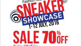 ยกขบวนรองเท้าผ้าใบรุ่นท็อปฮิตมาไว้! งาน Sneaker Showcase 2016 ณ แฟชั่น ไอส์แลนด์