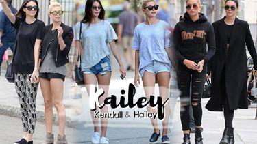 พัก Kengi! มาดูแฟชั่นเพื่อนซี้ Kailey (Kendall + Hailey) กันบ้าง