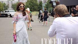 ชมพู่ สวยจัดเต็ม! ร่วมชมงานแฟชั่นโชว์ระดับโลก Berlin Fashion Week 2016