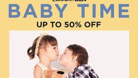 Central / ZEN Baby Time ช้อปฯ สินค้าเด็กที่ห้างเซ็นทรัล/เซน ลดสูงสุด 50%