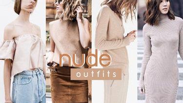 Nude Outfits! แต่งตัวด้วยไอเท็ม สีนู้ด เพิ่มลุคสวยแพง สวยหรู ระดับสิบ!