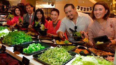 เมืองไทยประกันชีวิต – กูร์เมต์มาร์เก็ต จับมือชวนเลือกอาหารดีเพื่อหุ่นสวย สุขภาพดี
