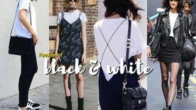 ขาว-ดำ สร้างได้ทุกลุค! รวมลุคชุดสีขาว-ดำ พลังแห่งความคลาสสิค มินิมอลลิสต์สไตล์
