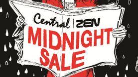 โปรฯ แรงที่ใครก็ยอมฝ่าฝนมาช้อป! กับ Central|ZEN Midnight Sale 2016