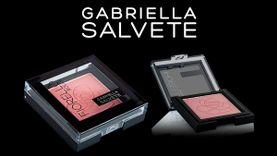 บลัชออน 4 สีใหม่ จาก GABRIELLA SALVETE รังสรรค์พวงแก้มให้สวยเปล่งปลั่งสุขภาพดี