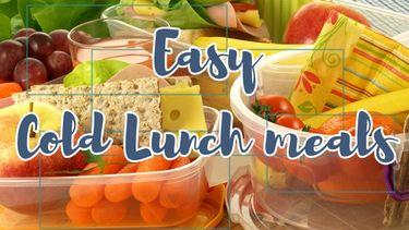 รวมไอเดียอาหารคลีนใส่กล่องมื้อกลางวัน ทานเย็นๆ ได้ ไม่ง้อไมโครเวฟ
