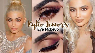 อัพเดตสไตล์ แต่งตา ของสาว ไคลีย์ เจนเนอร์ Kylie Jenner ตาสวยฉ่ำ อัพลุคเซ็กซี่ง่ายๆ (มีคลิป)