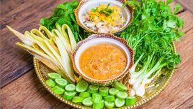วิธีทำ น้ำพริกก้อยกุ้ง อาหารไทยโบราณ ในกาพย์เห่เรือชมเครื่องคาวหวาน พระราชนิพนธ์ โดย รัชกาลที่ ๒