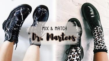 สวย เซอร์ เท่ มีเสน่ห์แบบง่ายๆ...ไอเดียแมทช์ชุดกับรองเท้าด๊อกเตอร์มาติน (Dr. Martens)