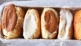 แจกสูตร! ทำ ขนมปังปิ้งเยาวราช กรอบนอกนุ่มใน ไส้เยิ้มๆ อื้อหือ ฟิน!