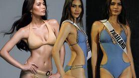 ส่องความปัง! น้ำตาล ชลิตา อวดหุ่นสวยบนเวที Miss Universe