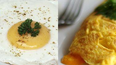 รวมฮิตเมดเล่ย์เมนูไข่ชีส ไข่ดาวชีส ไข่เจียวชีส ไข่คนชีส ไข่ไหนๆก็อร่อยซี๊ด!