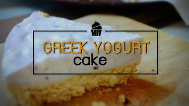 ชวนทำ เค้กกรีกโยเกิร์ต สูตรอ้วนน้อย อร่อยได้แบบไม่ต้องอบ!