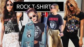 รวมแฟชั่น Rock T-Shirt เสื้อยืดวงร็อคกำลังฮิต! ใส่ง่าย มีความเท่!