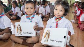 Hush Puppies มอบรองเท้า เด็กๆ ภาคใต้ ในโครงการ Shoes fo Shoes พี่ได้ใช้ น้องได้ใส่