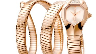 Just Cavalli เข้าไทยอย่างเป็นทางการ! เปิดตัวคอลเลคชั่นนาฬิกา สวยสง่าจนเป็นมากกว่าเครื่องบอกเวลา