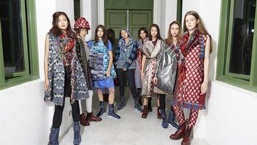 SHISEIDO ร่วมส่งเสริมผ้าไทย ในงาน Future Revolution ศิลป์ความงามแห่งโลกอนาคต