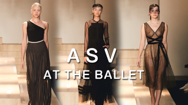 ASV ดึงมนต์เสน่ห์ศิลปะการเต้นชั้นสูง รังสรรค์ผลงานผ่าน Asv 'At The Ballet'