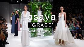 Asava 'GRACE' A/W 2017 นิยามของความงามที่แท้จริงจากภายในสู่ภายนอก