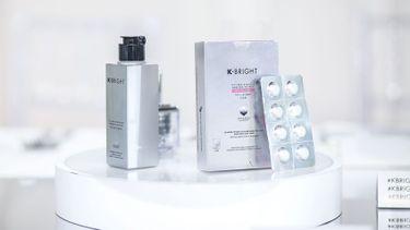 K-BRIGHT เปิดตัวพรีเมี่ยมสกินแคร์ใหม่ สู่การบำรุงอีกขั้นเพื่อผิวขาวกระจ่างใสจากเกาหลี