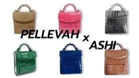 PELLEVAH จับมือกูตูร์ระดับโลก Ashi ดีไซน์กระเป๋าสุดหรูหรา พร้อมปรากฏโฉมในงาน Haute Couture