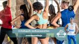 Get Fit With Trainer | รวม 4 ท่าเต้นซุมบ้า ลดเอว ลดสะโพก แถมกระชับสัดส่วน จากเทรนเนอร์หนุ่ม